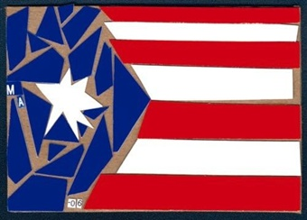 Puerto Rican Flag, 2006