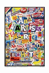An Artist's America (original Cover Art), 2005