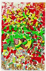 Smacks Cerealism Collage,  2002