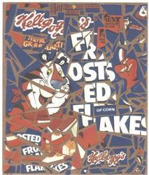 Frosted Flakes #1  The Birth of Cerealism, 1996
