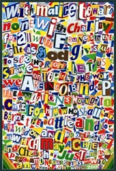 from Lincoln's Second Inaugural Address, 2005