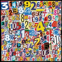 Michael Albert 1000 piece PUZZLES -The Number Pi (2005)