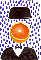 New Grapefruit Man