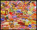 Etude (Study in candy logos A to Z), 2002